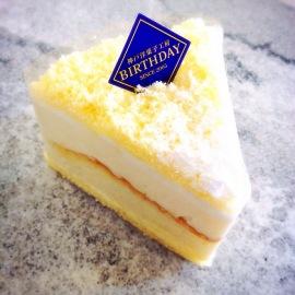 BIRTHDAY チーズ